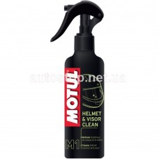 MOTUL M1 Helmet & Visor Clean (250ml)