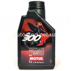 MOTUL 300V 4T Factory Line Road Racing SAE 15W50 (1L)